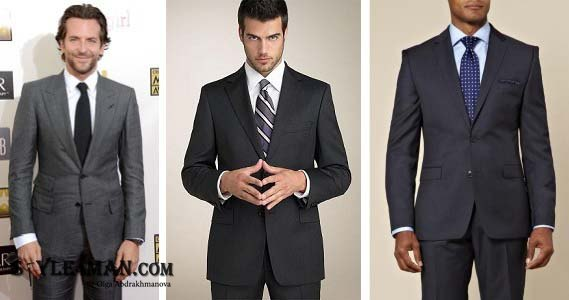 Как подобрать рубашку и галстук под костюм? | Красота и