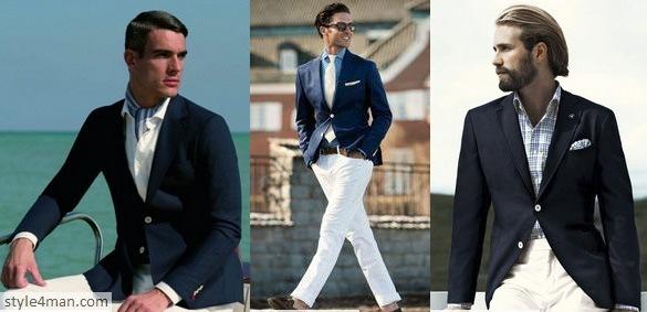 Как выбрать мужской пиджак (блейзер) - секреты стиля 8c51677d819