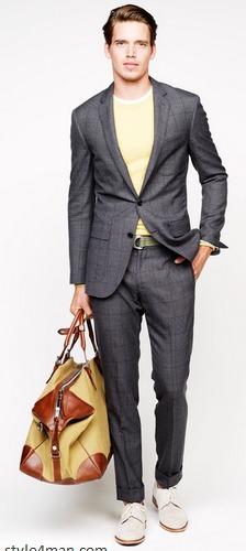 Мужская мода весна 2014
