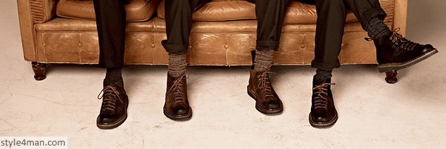 ботинки чука
