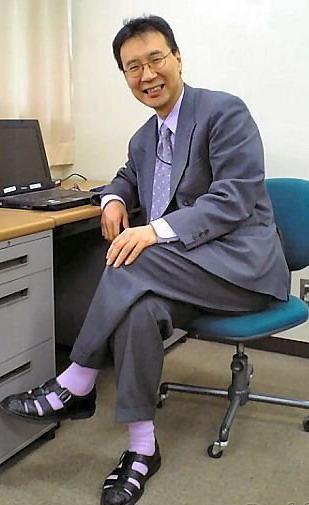 сандали на носки