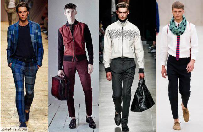 Мужская мода Лето 2014