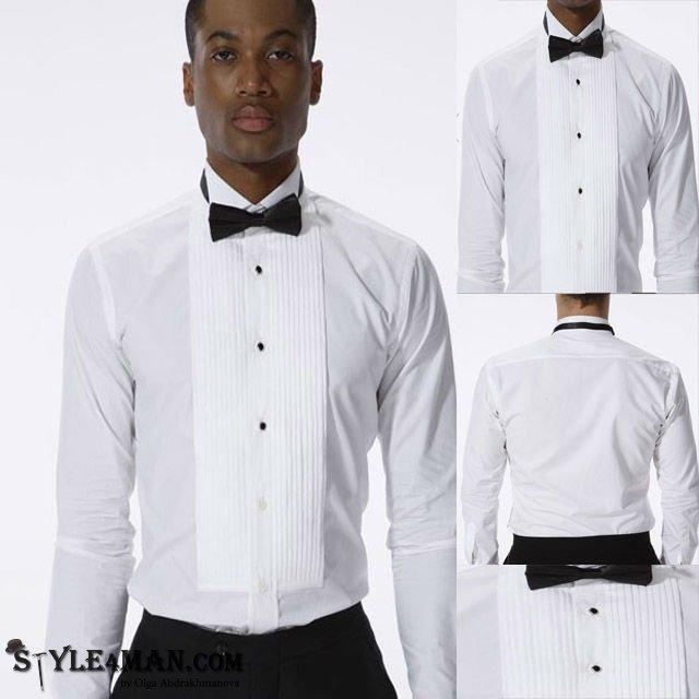 свадебная мужская рубашка