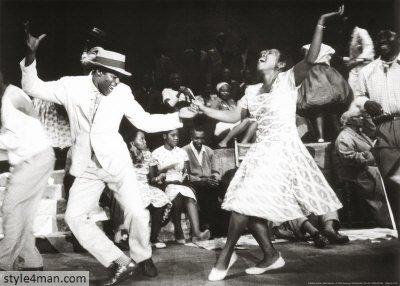 Танец в стиле джаз