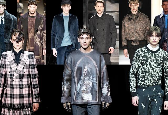 мужская коллекция осень-зима 2014-2015