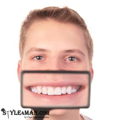 как безопасно отбелить зубы дома