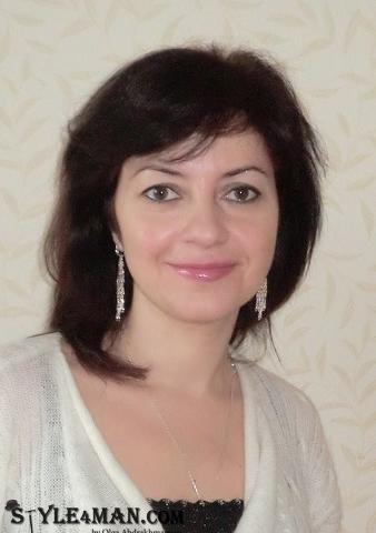 Марина Владимировна Топлаканян