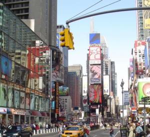 Шоппинг в Нью Йорке