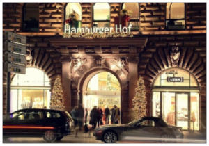 Шоппинг в Гамбурге
