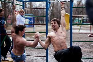 Воркаут - спортивная современность