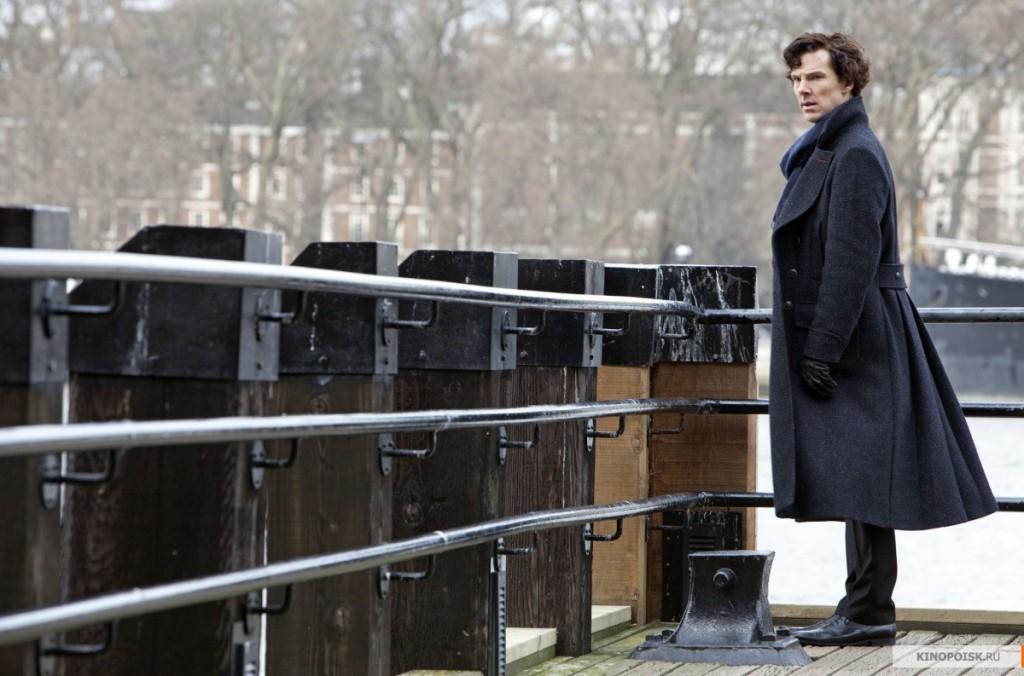 Пальто Шерлока