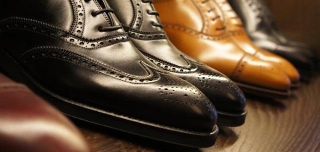 Мужская элитная обувь