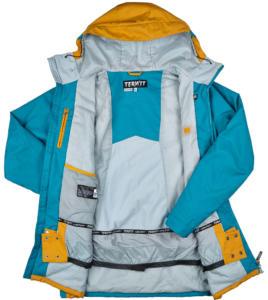Куртка мужская для сноуборда