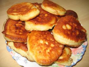 Рецепт оладьев на молоке - пошаговые рецепты