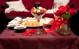 Романтические блюда