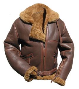Мужские куртки пилот