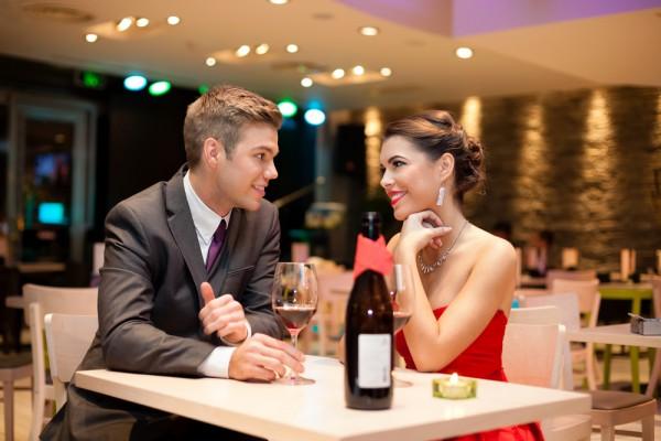 Первое свидание с девушкой