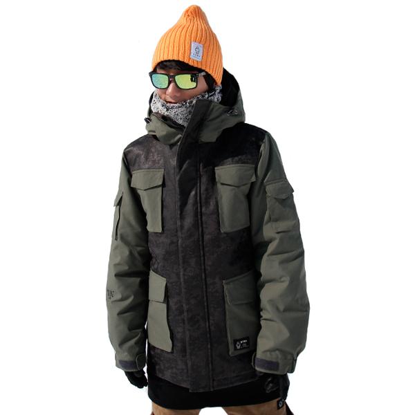 Куртка для сноуборда мужская