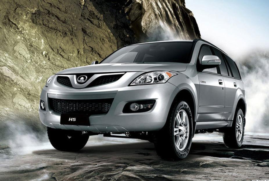 Китайские автомобили Great_wall