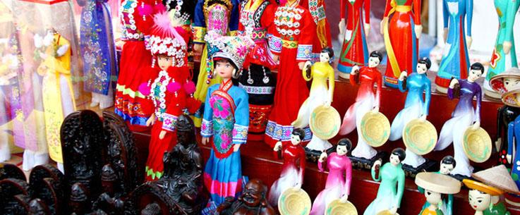 Шоппинг во Вьетнаме