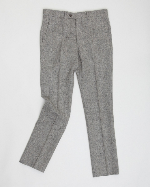 Шерстяные мужские брюки