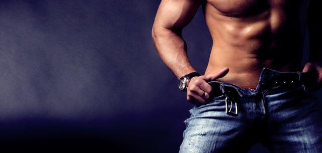 Интимные мужские стрижки