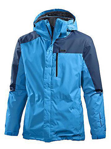 Синяя куртка для сноуборда