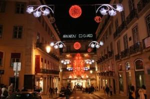 Молл Armazens do Chiado в Лиссабоне
