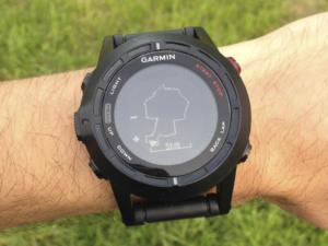 Мультиспортивные часы