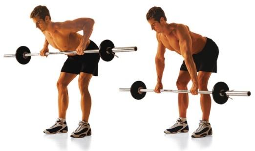 Тренируем широчайшие мышцы