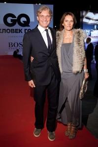Олег и Рина Тиньковы