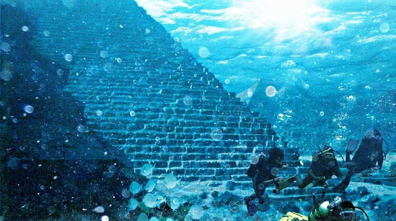 Пирамиды Атлантиды