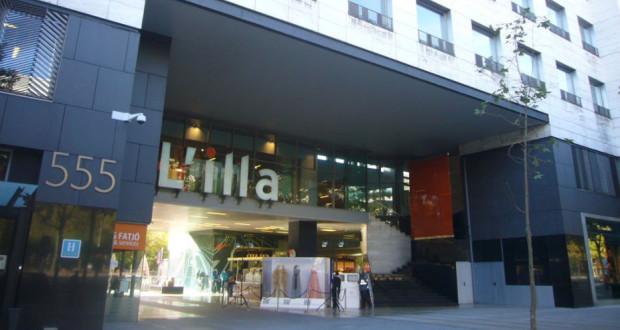 Магазины Мадрида