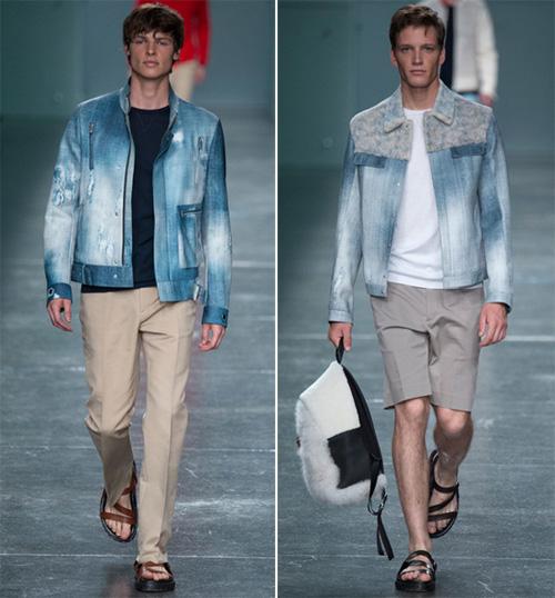 Кензо джинсовые куртки