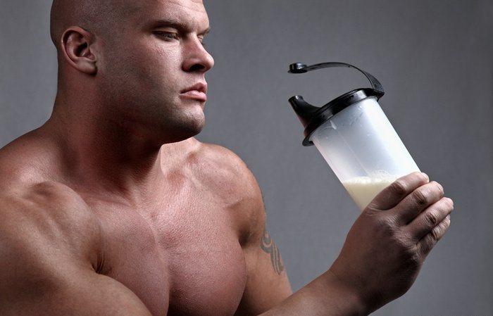 Спортивное питание для набора веса