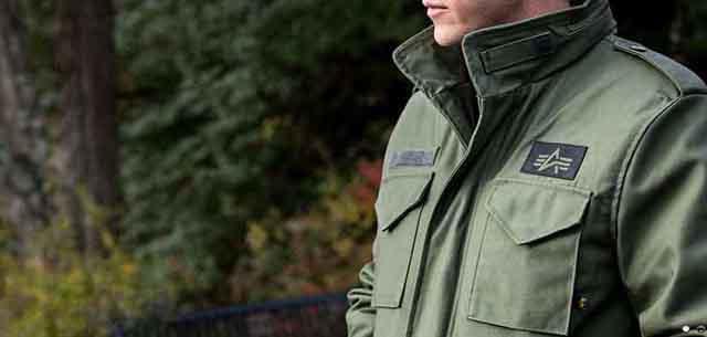 Полевая куртка м65