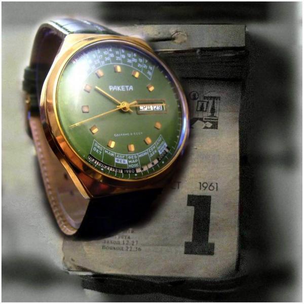ракета часы вечный календарь инструкция - фото 11