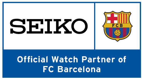 Seiko партнер ФК Барселона