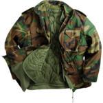Куртка с подкладкой