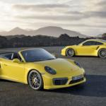 911 Turbo S und 911 Turbo S