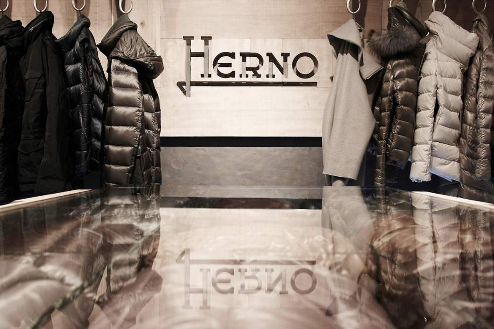 Мужская одежда Herno