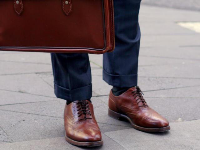 Американская мужская обувь