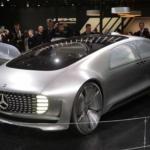 Mercedes Benz F 015 Concept