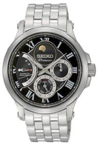мужские часы Сейко Seiko Premier