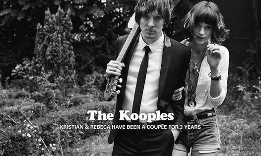 Французские бренды одежды The Kooples