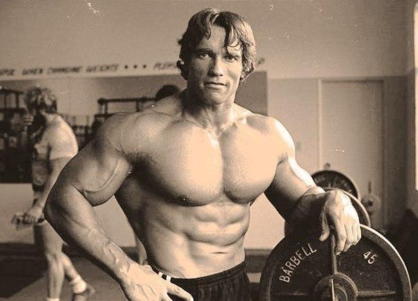 Мотивация к спорту Арнольд Шварценеггер