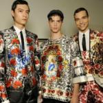 Коллекция Dolce and Gabbana