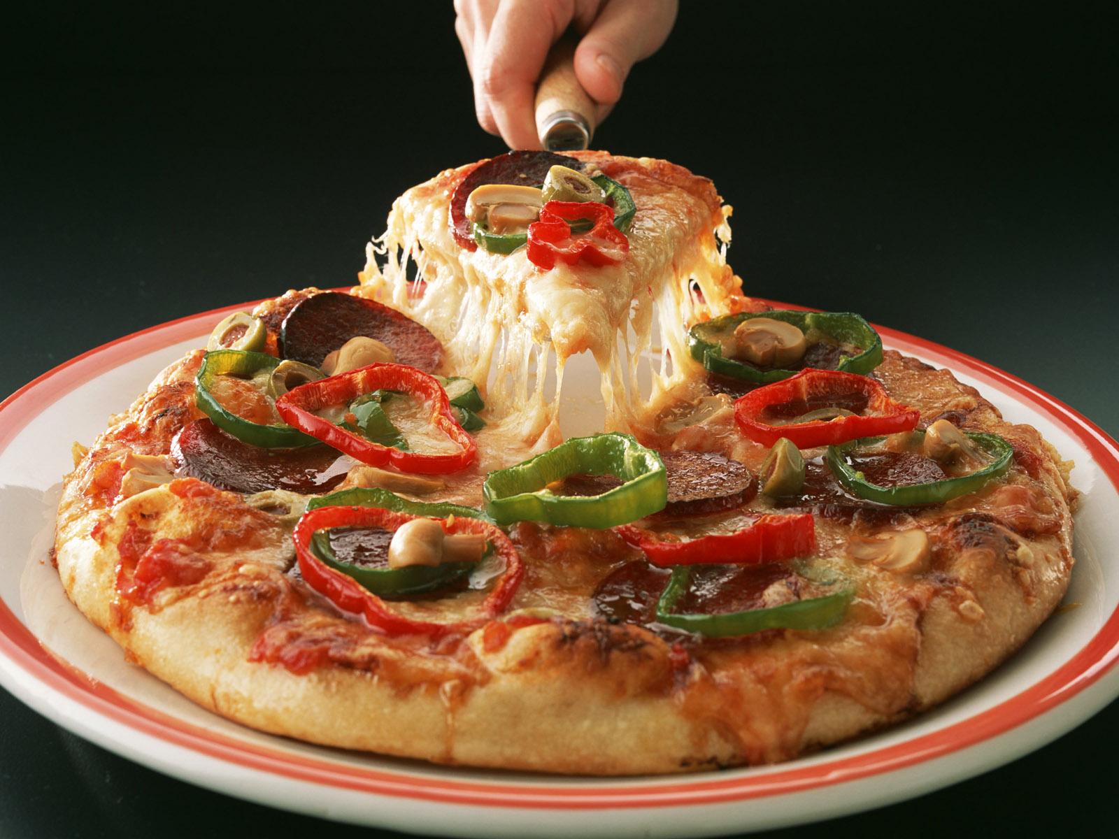 Пицца