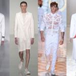 Одежда белого цвета