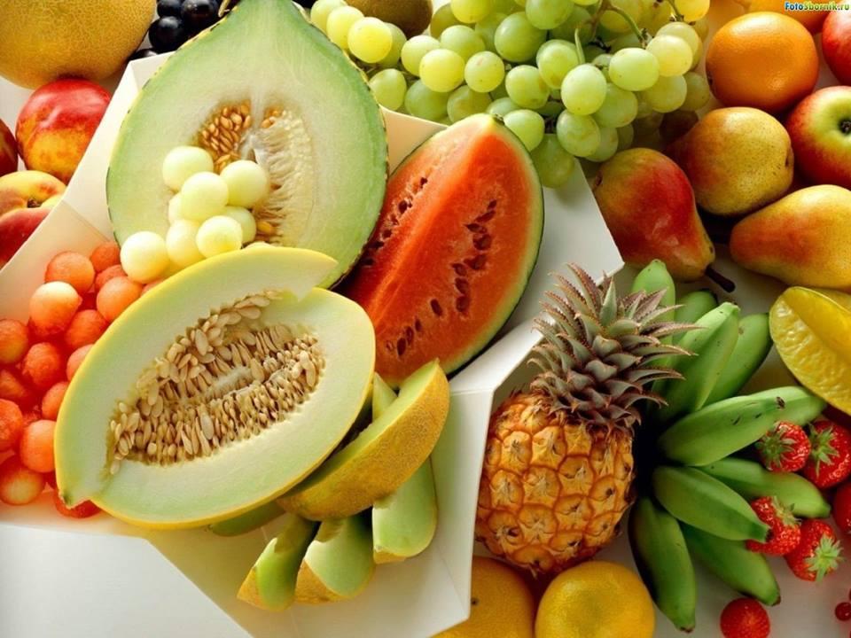 Что полезно для здоровья - Фрукты